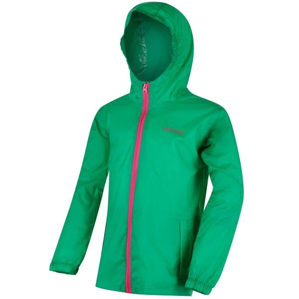 Dětská outdoorová bunda Regatta Kids Pack-It Jacket III 5UA