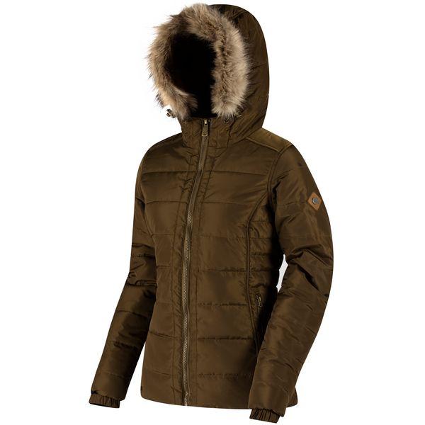 Dámská zimní bunda Regatta Wynne 3C4