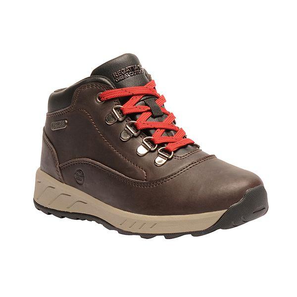 Dětská trekingová obuv Regatta Grimshaw Mid  Jnr 6V3