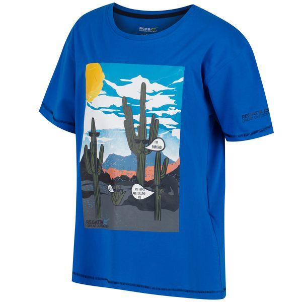 Dětské tričko Regatta Bosley 9PR