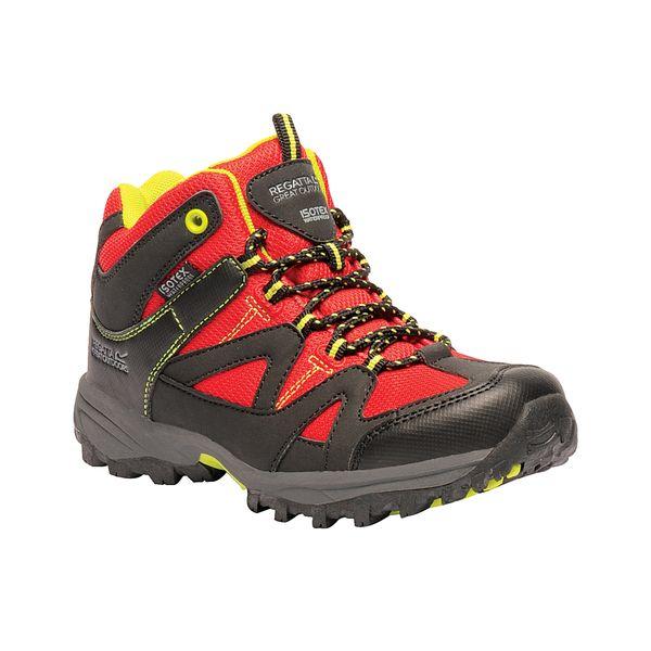 Dětská trekingová obuv Regatta Gatlin Mid 22A