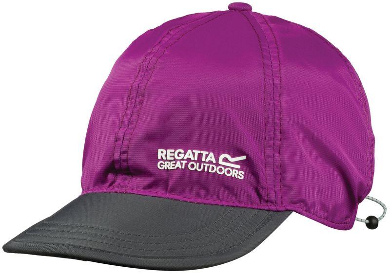 Pánská čepice Regatta Pack It Peak Cap 58Z