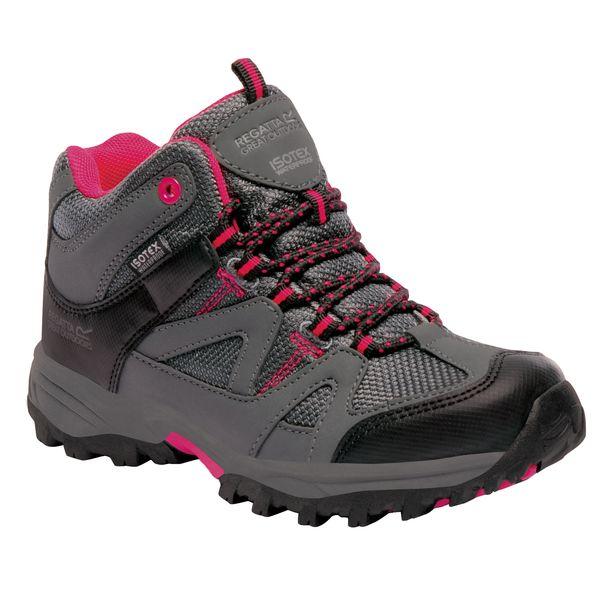 Dětská trekingová obuv Regatta Gatlin Mid 805