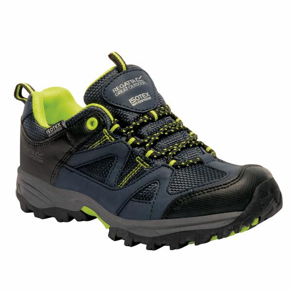 Dětská trekingová obuv Regatta Gatlin Low 81H