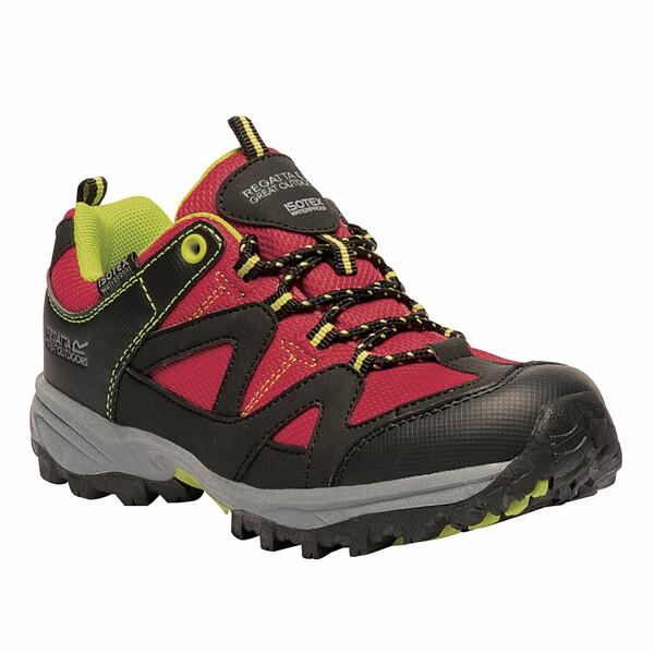 Dětská trekingová obuv Regatta Gatlin Low 22A
