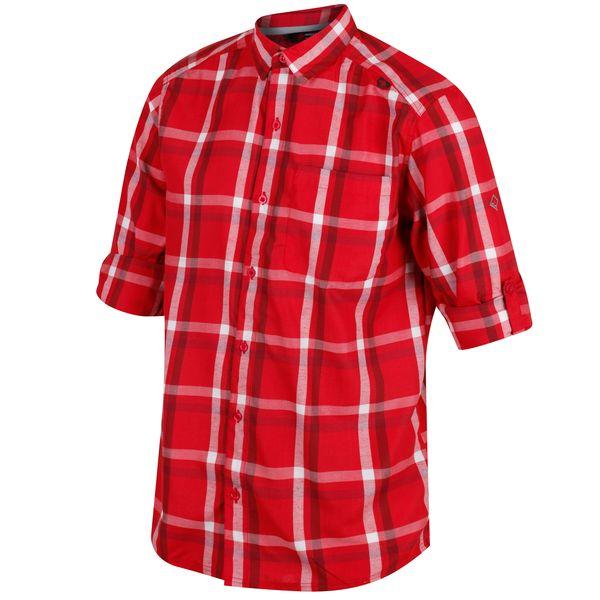 Pánská košile Regatta Mindano L/Sleeve 9Y6