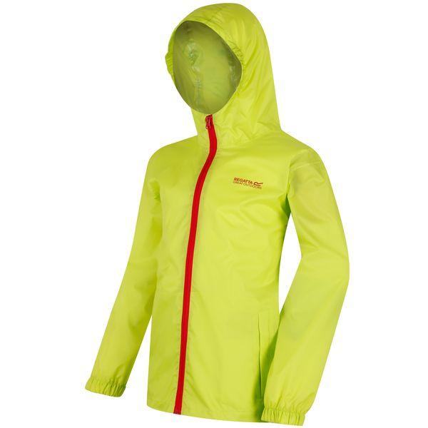Dětská outdoorová bunda Regatta Kids Pack-It Jacket III 65C