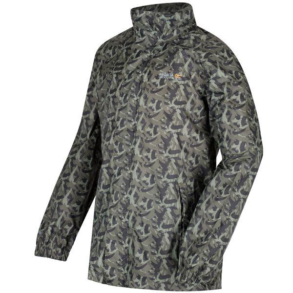 Dětská outdoorová bunda Regatta Printed PackIt Jacket 9B9