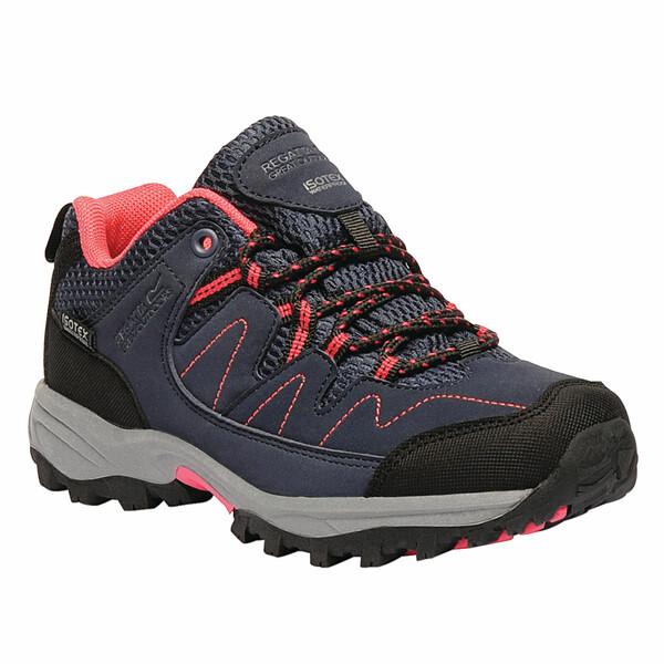 Dětská trekingová obuv Regatta Holcombe Low Jnr 7WB