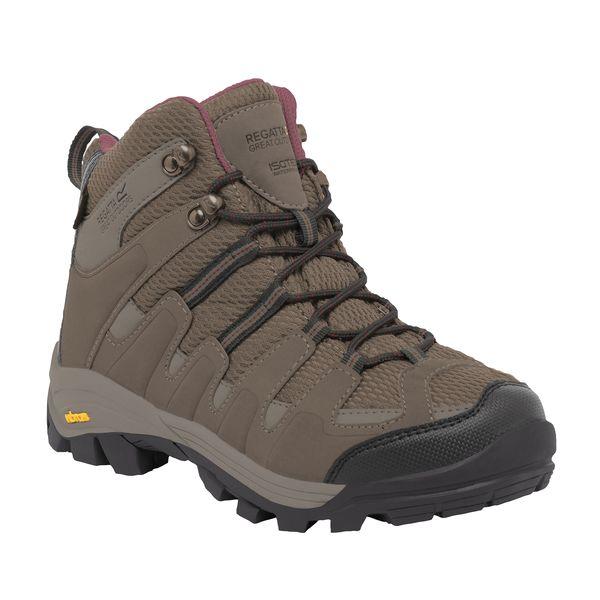 Dámská trekingová obuv Regatta Burrell 1G5