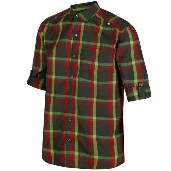 Pánská košile Regatta Mindano L/Sleeve 3B0