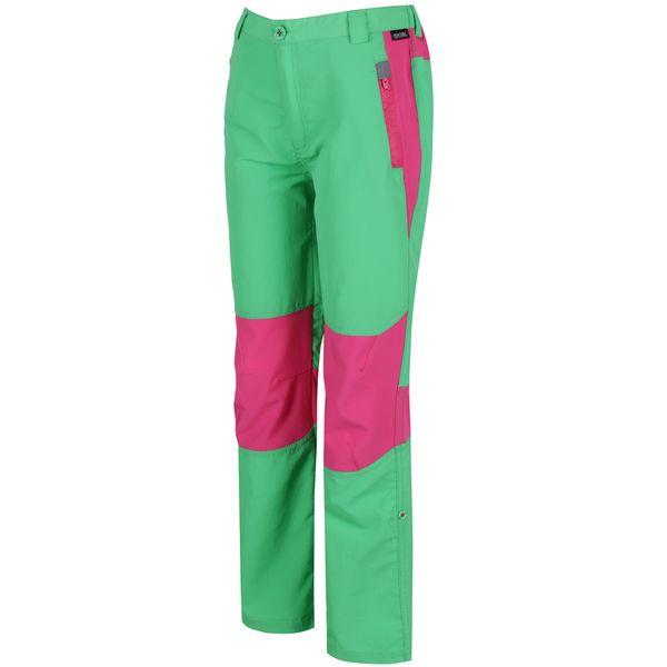 Dětské outdoorové kalhoty Regatta Sorcer Mt Trs III 36Y