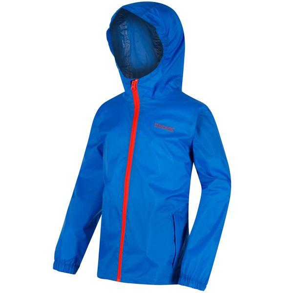 Dětská outdoorová bunda Regatta Kids Pack-It Jacket III 9PR