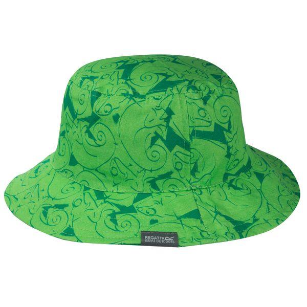 Dětský klobouk Regatta Cruze Hat II 3QE