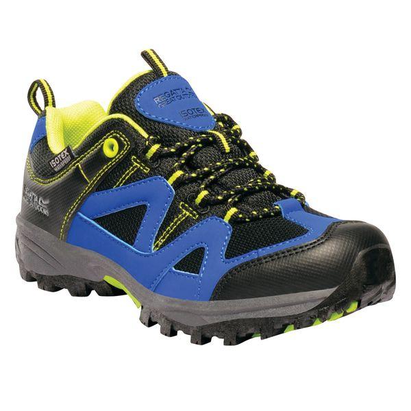 Dětská trekingová obuv Regatta Gatlin Low 35L