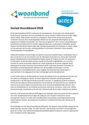 Sociaal Huurakkoord 2018