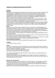 Voorstellen De Unie voor CAO Woondiensten 2019 20181912