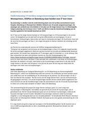 Persbericht Turnkey overeenkomst De Jonge Veenen fase 2