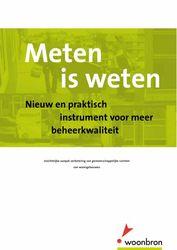 Whitepaper Beheerkracht Beeldkwaliteit, Woonbron, maart 2017