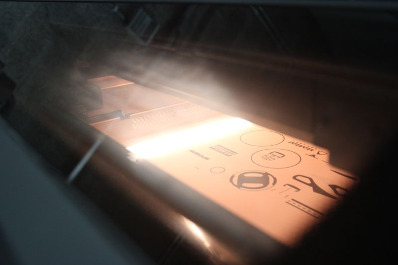 HP Multi Jet Fusion   Printing Process