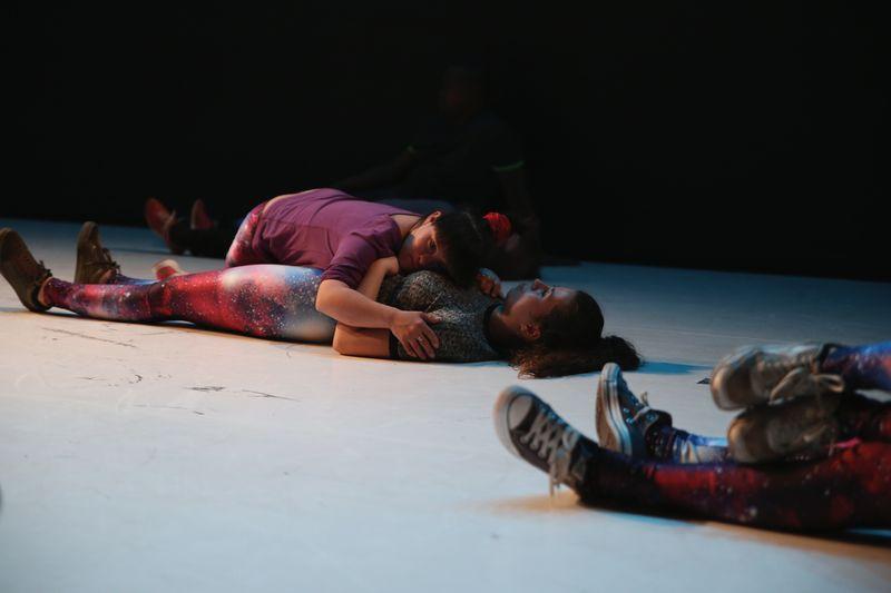 Ensemblevoorstelling WIJ - Tweedejaars Docent Theater i.s.m. Klare Taal