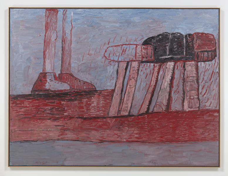 Artwork related to exhibition: Philip Guston What Endures
