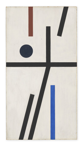 Artwork related to exhibition: Sophie Taeuber-Arp
