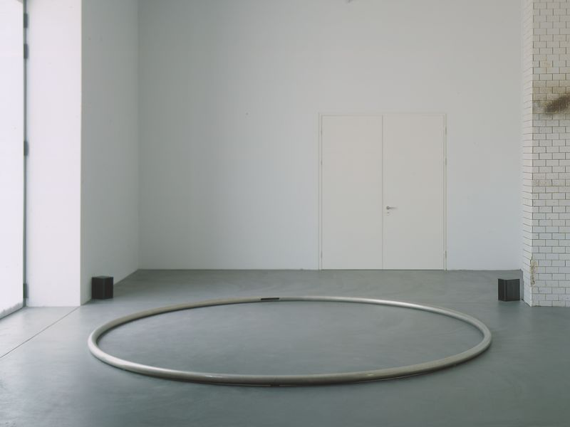 Artwork related to exhibition: Roman Signer Neue Arbeiten