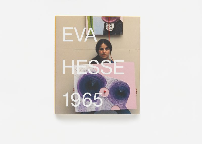 Eva Hesse - Publication 1965 - Cover - A3