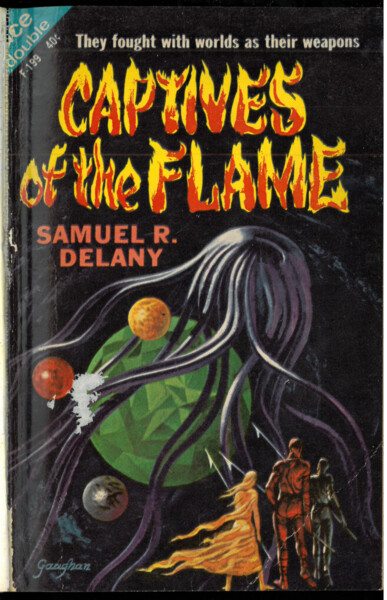 Captive of Flames