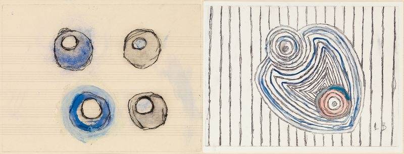 Artwork related to exhibition: Louise Bourgeois New Works