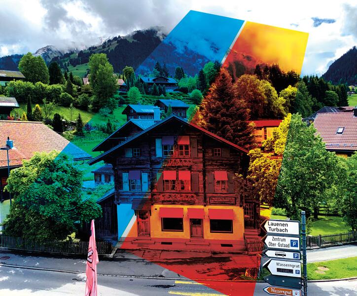 Casa Gstaad 1