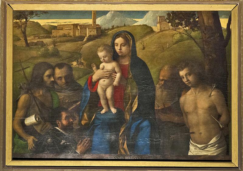 Bellini_Giovanni,_Madonna_e_santi_(1507)