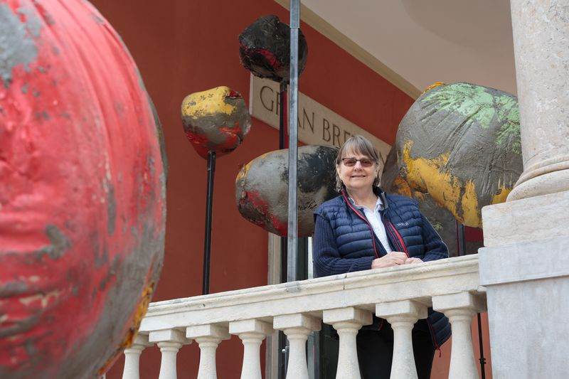 Photo: Phyllida Barlow