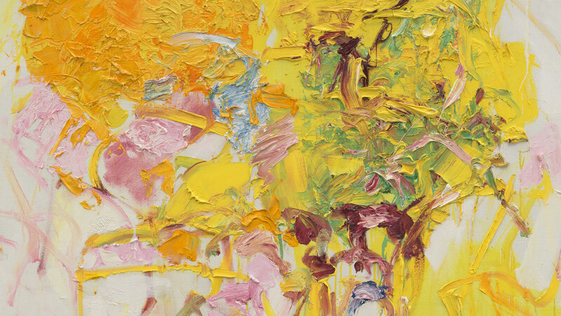 Florence Derieux introduces Joan Mitchell's 'Composition'