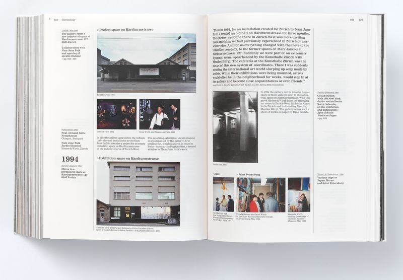 Anniversary Book Open 12 BU