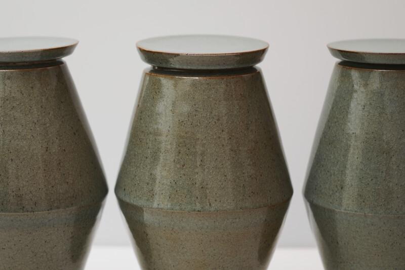 Florian Gadsby Stoneware Jar, 2021