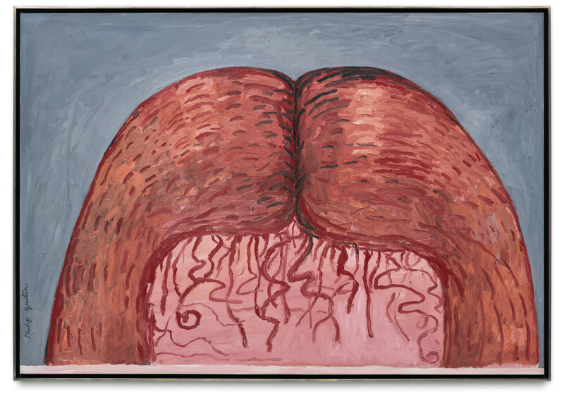 Artwork related to exhibition: Philip Guston  Transformation
