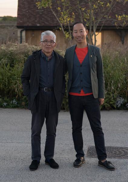 Yuta and Takesada