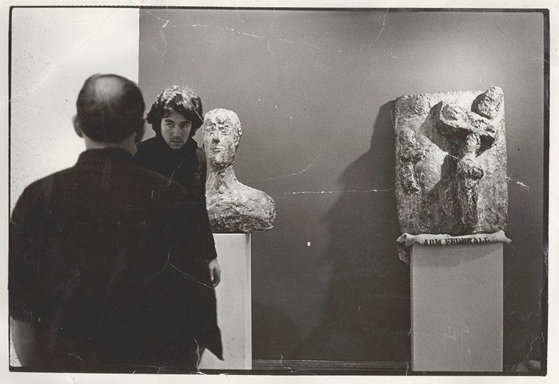 Exhibition Installation, Galerie an der Stadthausgasse