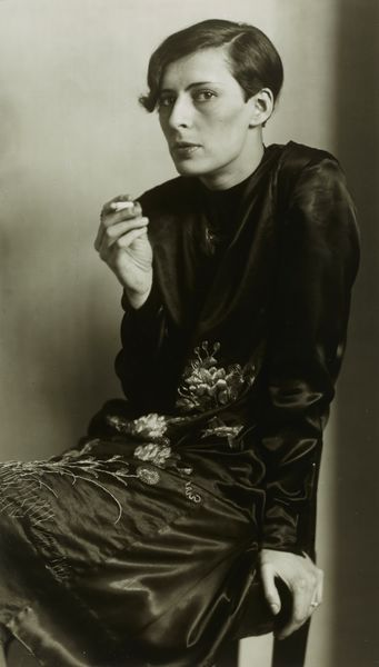 Artwork related to exhibition: August Sander: New Women, New Men, and New Identities