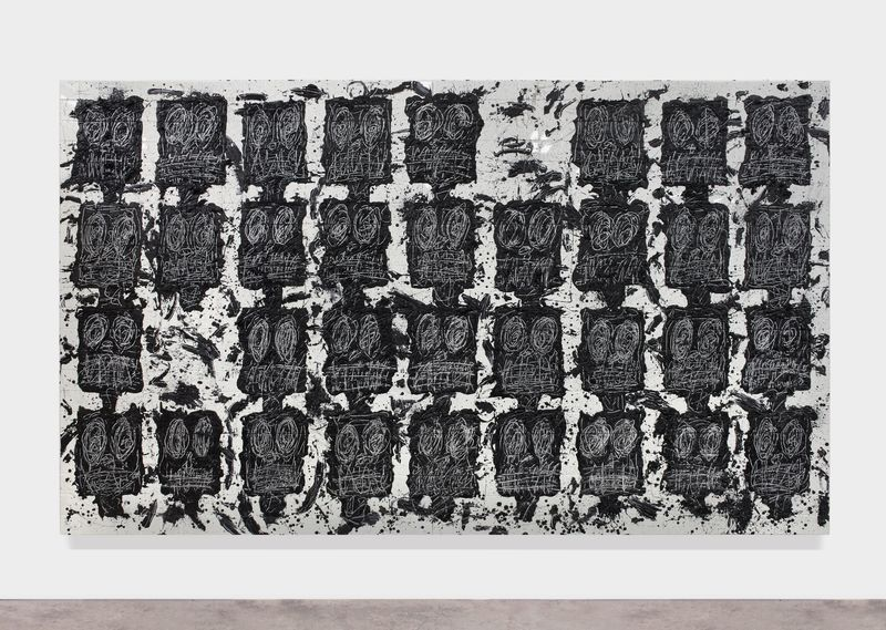 Artwork related to exhibition: Rashid Johnson Fly Away
