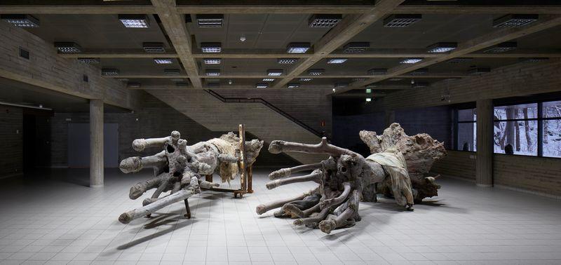 DE BRUYCKERE - Sara Hilden Museum 2018