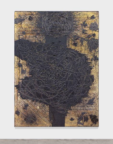 Artwork related to exhibition: Rashid Johnson The Gathering