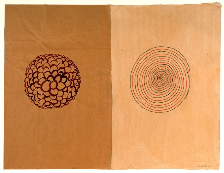 Artwork related to exhibition: Louise Bourgeois, Roni Horn