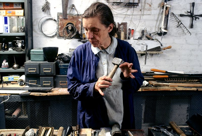 1974-Louise Bourgeois-2111-in the studio-MST-web