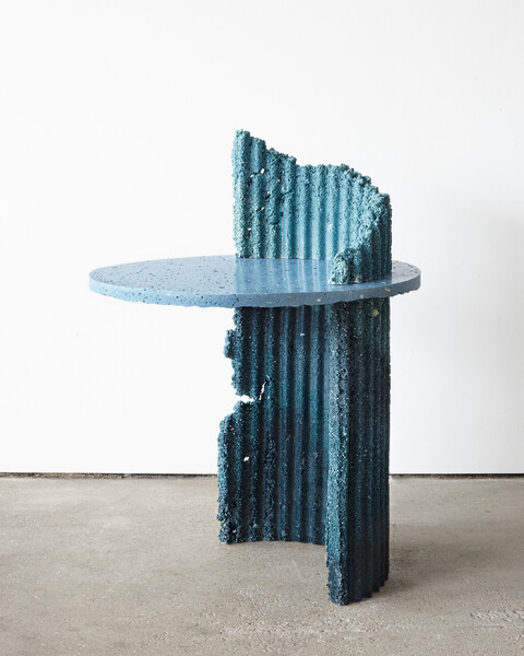 Charlotte Kidger_Industrial Craft_Table_01 Photo Louise Oates