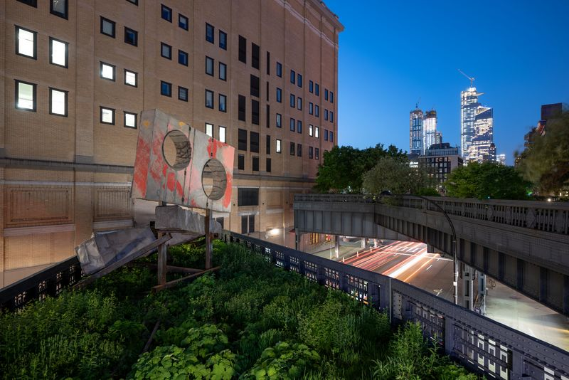 Barlow, High Line 2018