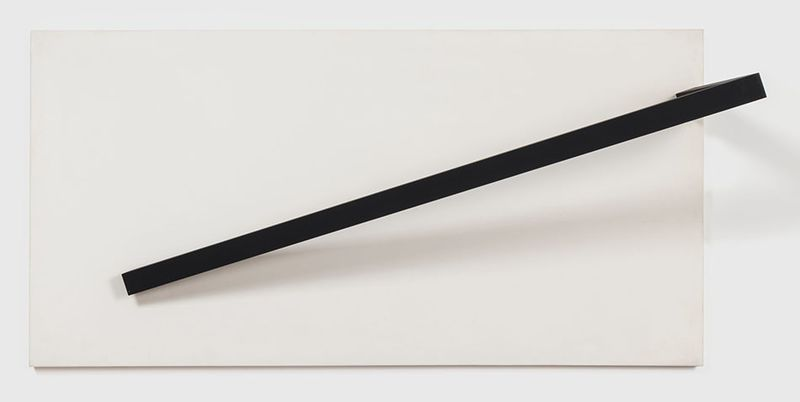 Artwork related to exhibition: Mira Schendel Sarrafos and Black and White Works