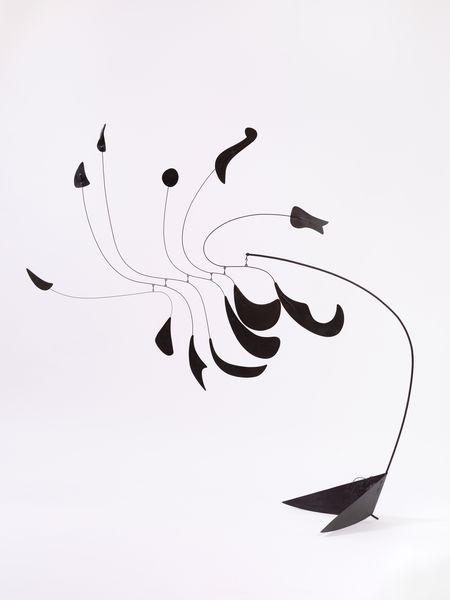 Artwork related to exhibition: Calder: Nonspace